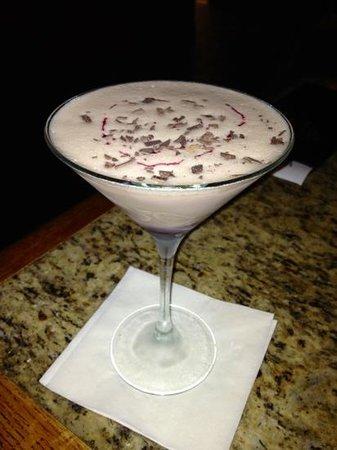 Bonefish Grill: Chocolate Martini