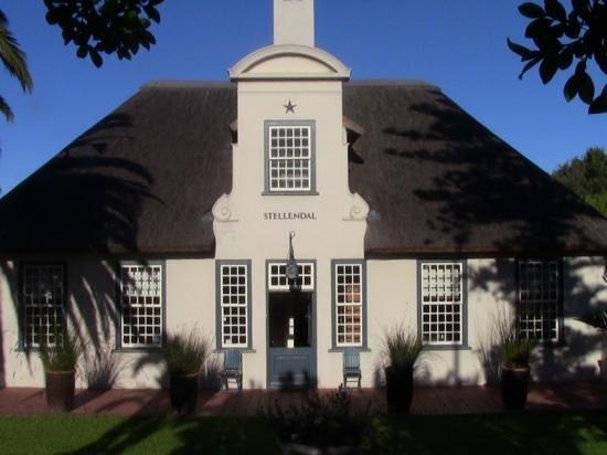 Stellendal Guesthouse: Een onderschrift toevoegen