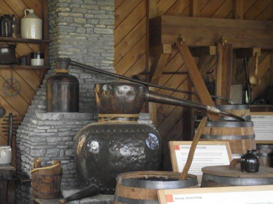 Kentucky Bourbon Trail: The old still