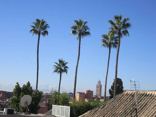 Dar Lalla F'dila : View from roof top