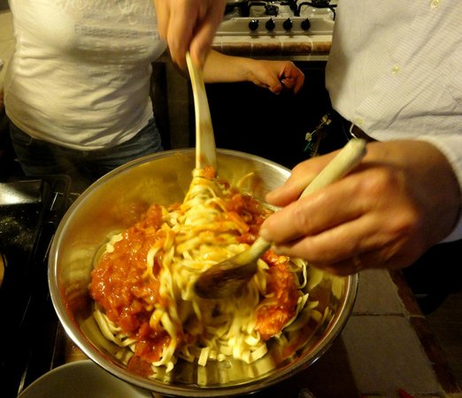 Spicy Italian Life - Cooking Classes Rome
