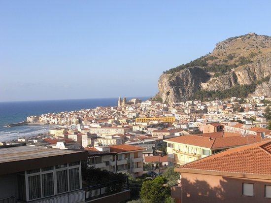 Hotel Villa Belvedere : Bild tagen från terassen.
