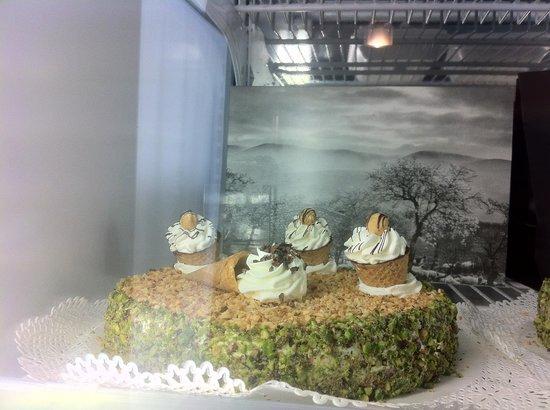 Pasticceria Giovanni di Pasquale : torta gelato