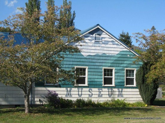 Quilcene Museum, get a taste of history