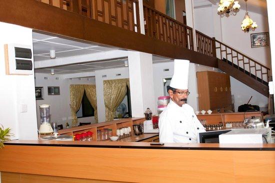 Charlton Kandy Rest : Kitchen
