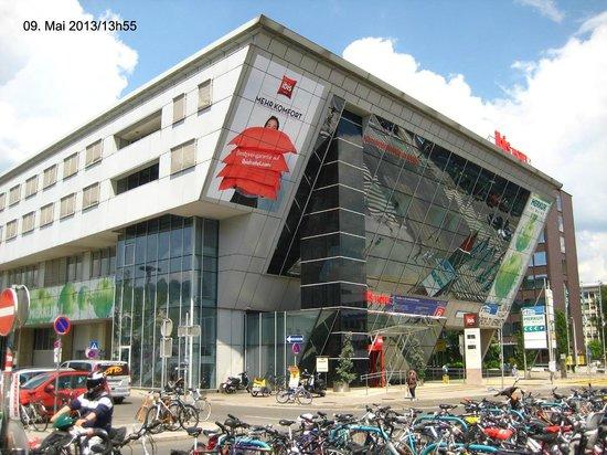 Ibis Graz: Aussenansicht