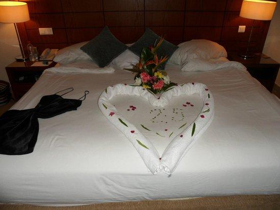 Sierra Sharm El Sheikh : 25th Wedding Anniversary decorations