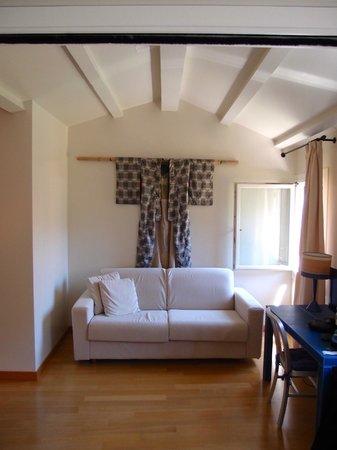 Oltre Il Giardino: Room