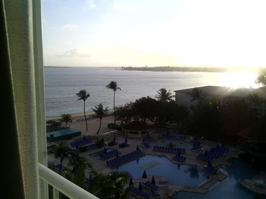 Breezes Resort & Spa Bahamas: View from Oceanview room