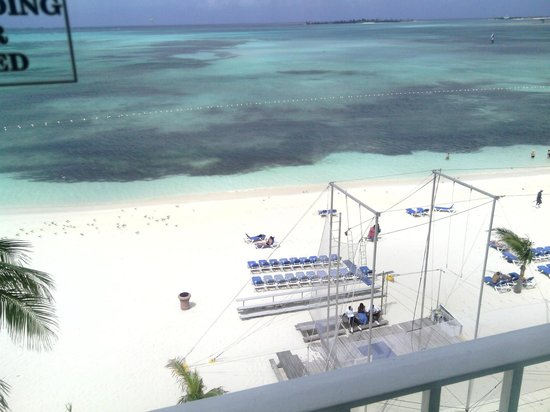 Breezes Resort & Spa Bahamas: View from Oceanfront room