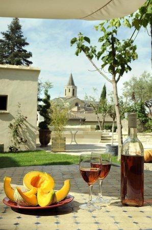 Les Secrets de Cezanne : le jardin