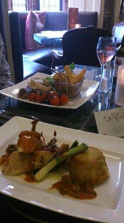 Dawson's Bar & Restaurant: Gorgeous food