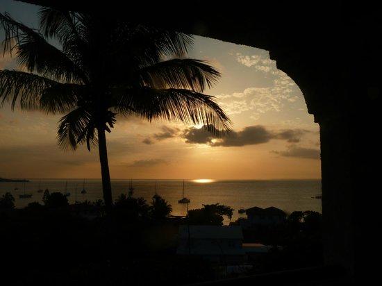 Hotel L'Esplanade: Amazing sunsets