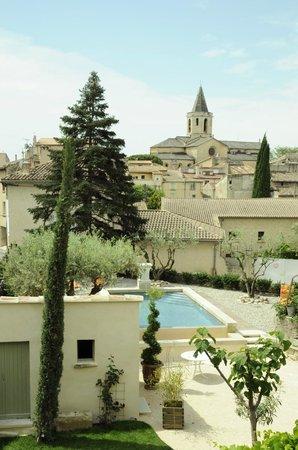 Les Secrets de Cezanne : le village vu de la chambre