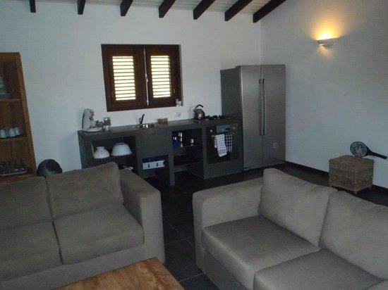 Bridanda Apartments Bonaire: Cocina completa