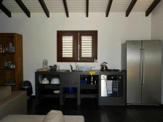 Bridanda Apartments Bonaire : Nuestra cocina