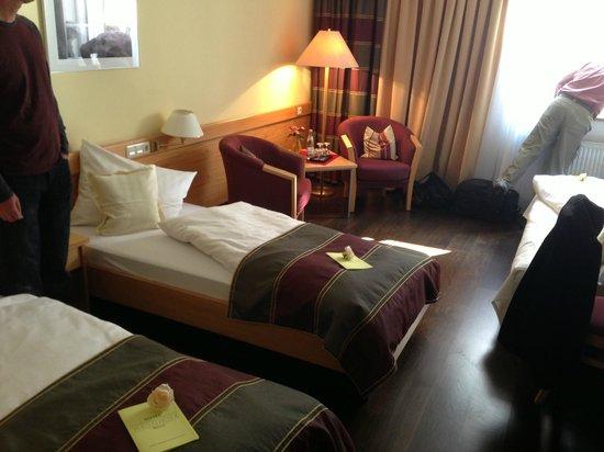 Hotel Residenz Passau: room