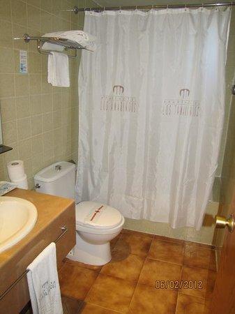 Apartamentos Ferrer Tamarindos: baño