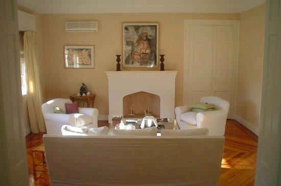Estancia Villa Maria: Vista living en master suite