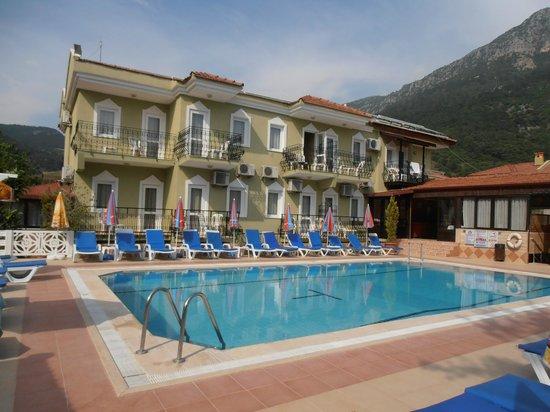 Taner Hotel: Really pretty