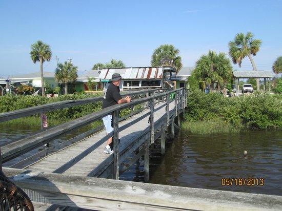 Low-Key Hideaway: Fishing for pin fish