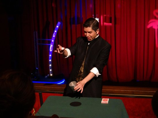 Armando Vera Magic Show: Laughter and Amazement