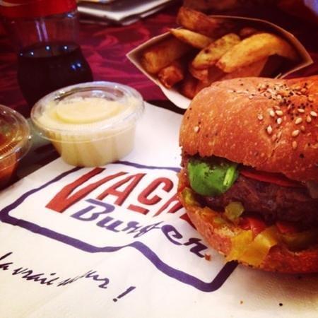 Vacher buger chartrons photo de vacher burger bordeaux tripadvisor - Westkust hamburger bordeaux ...