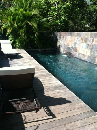 Malecon House: private pool