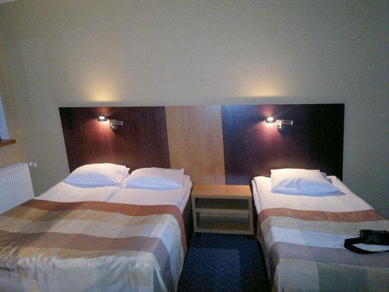 Hanza Hotel: Номер на 3