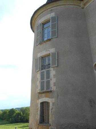 Chateau de Beaujeu: Château