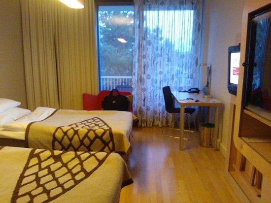Original Sokos Hotel Tapiola Garden: Basic twin