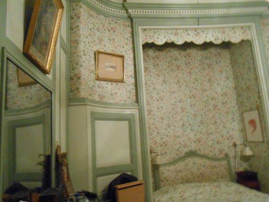 Chateau de Beaujeu: Chambre
