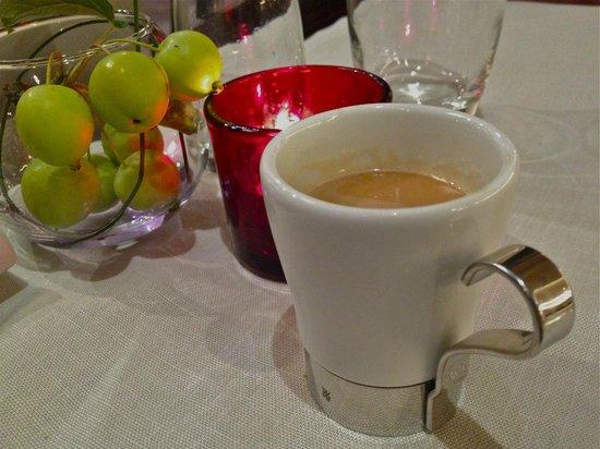 Movenpick Hotel & Casino Geneva: wonderful meals any time of day ~
