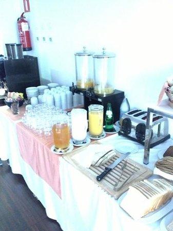 Hotel UR Portofino: Frühstücksbüffet
