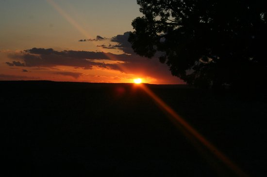 Way Far Out Adventures, LLC.: sunset at Hermits Rest