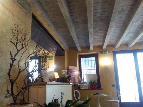 Hotel Marco Polo: reception