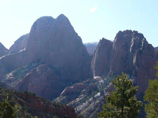 Kolob Canyons: La Verkin Creek trail
