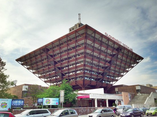 Building of Slovak Radio