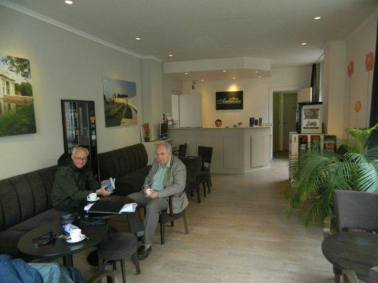 Ambrosia Hotel: foyer