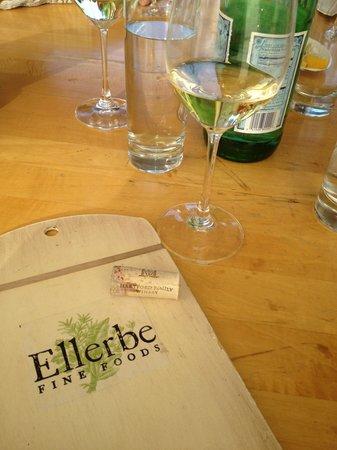 Ellerbe Fine Foods: Russian River Valley Chardonnay