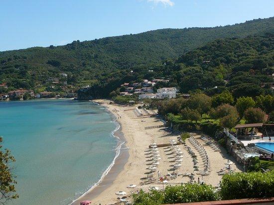 Hotel Hermitage -- Portoferraio: Baia e piscine