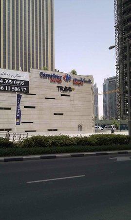 Nuran Marina Services Residences: Supermercado