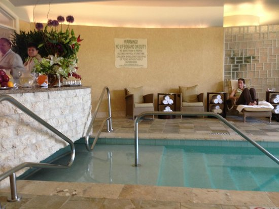 The Houstonian: Trellis spa, one of the best I have been to