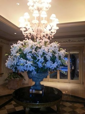 Four Seasons Hotel Los Angeles at Beverly Hills: Add a caption