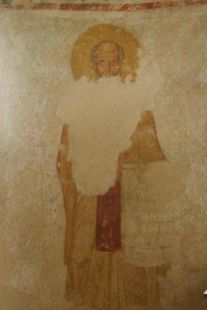 St. George Monastery: Old fresco of 12th century 4