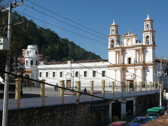 Mansion del Valle: vista dalla camera