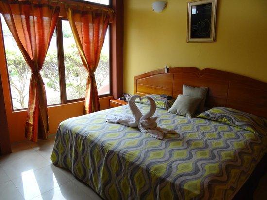 Galapagos Eco Friendly: Room #1