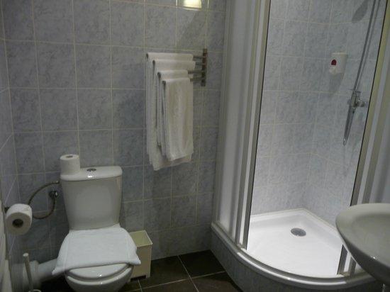 La Boutique Hotel Prague: Salle d'eau