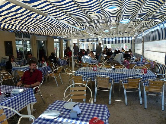 El velero restaurant lugar playa de pinedo 8 in - Restaurante en pinedo ...