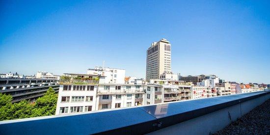 Abba Berlin Hotel: Aussicht 7. Stock